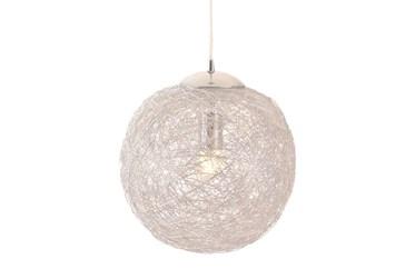 11.8 Silver Orb Pendant