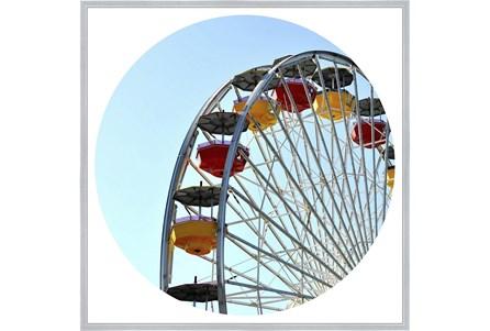 47X47 Ferris Wheel With Silver Frame - Main
