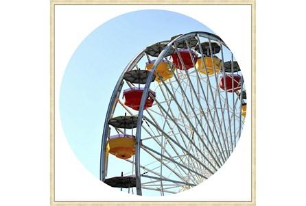 47X47 Ferris Wheel With Champagne Frame - Main