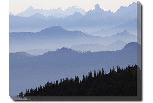 40X30 Blue Ridge With Gallery Wrap Canvas - 360