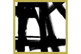 26X26 Building Bridges 2 With Gold Frame