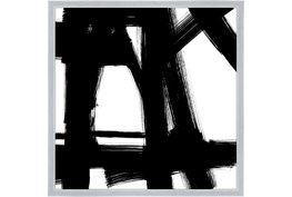 26X26 Building Bridges 2 With Silver Frame