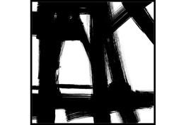 47X47 Building Bridges 2 With Black Frame