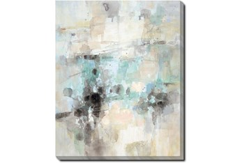 20X24 Abstract Bright Day Coming With Gallery Wrap Canvas