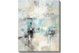 40X50 Abstract Bright Day Coming With Gallery Wrap Canvas