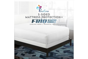 Pure Care Frío 5-Sided King Mattress Protector