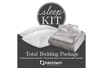 Pure Care Sleep Kit Full Dove Gray