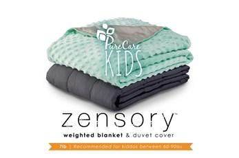 "Purecare Kids Zensory 7Lb Weighted Blanket & Duvet 41"" X 60"""