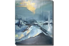 20X24 Abstract Hope In The Dark With Gallery Wrap Canvas