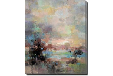 20X24 Colors Of Dusk II With Gallery Wrap Canvas