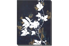 30X40 White Nights With Gallery Wrap Canvas