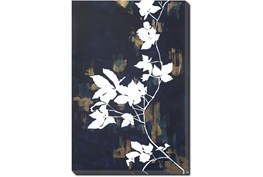 40X50 White Nights With Gallery Wrap Canvas