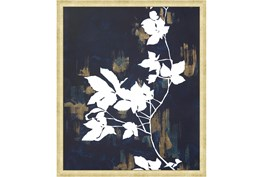 22X26 White Nights With Bronze Gold Frame