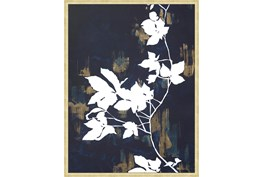 32X42 White Nights With Bronze Gold Frame