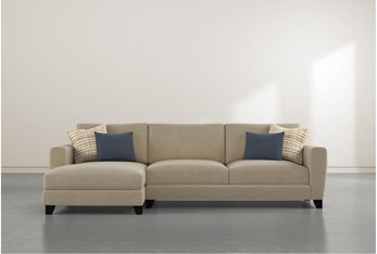 Quinton 2 Piece Sectional with Left Arm Facing Chaise