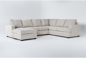 Bonaterra Sand 2 Piece Sectional With Left Arm Facing Chaise