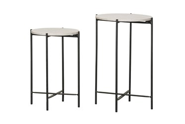 Magnolia Home Vaughn Nesting Accent Tables By Joanna Gaines