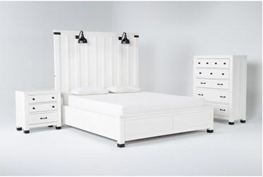 Wade Queen Panel 3 Piece Bedroom Set