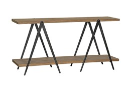 Magnolia Home Carpenter Console Table By Joanna Gaines