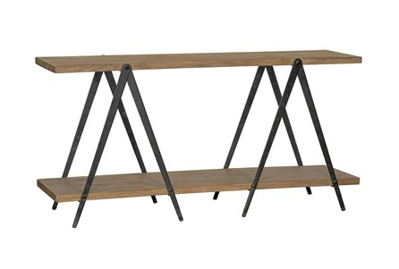 Magnolia Home Carpenter Console Table By Joanna Gaines - Main