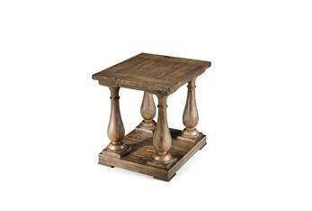 Tyra Rectangular End Table