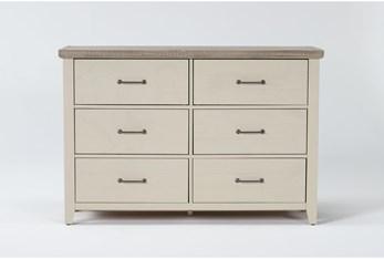 Willow 6 Drawer Dresser