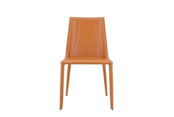 Roderick Cognac Side Chair