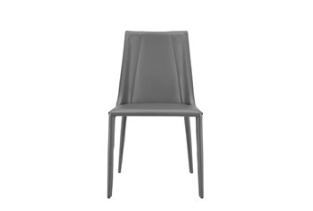 Roderick Grey Side Chair