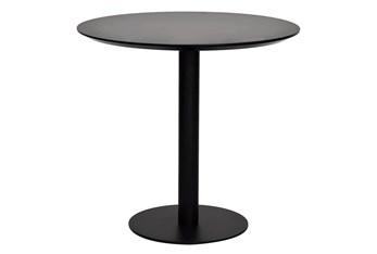 Lambert Black 32 Inch Bistro Table