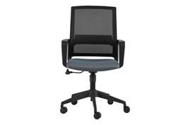 Ripka Grey Desk Chair