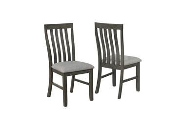 Westshore Grey Side Chair