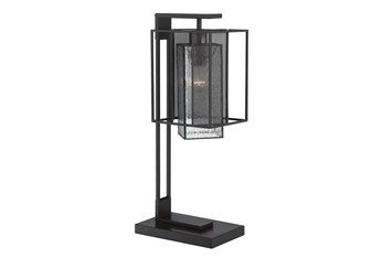 24.3 Inch Arteglasse Shade Table Lamp