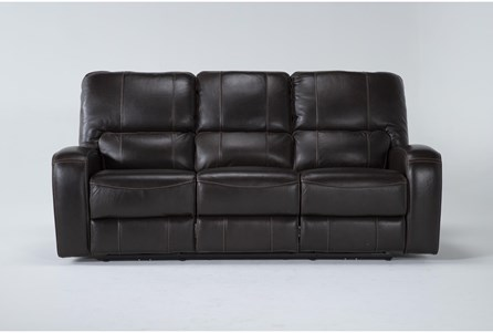 Trousdale Brown Leather 86