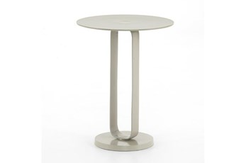 Barnes Soft Green Accent Table