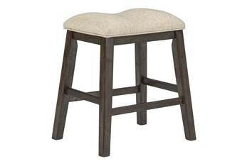 Rogan Backless 24 Inch Counter Stool Set Of 2