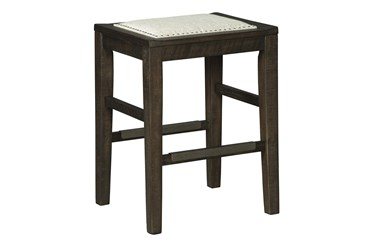 Elkin Backless 24 Inch Counter Stool Set Of 2
