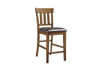 Felton Upholstered 26 Inch Counter Stool Set Of 2