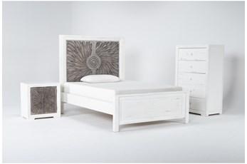 Mija Full 3 Piece Bedroom Set