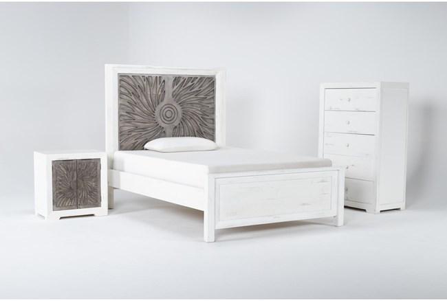 Mija Full 3 Piece Bedroom Set - 360