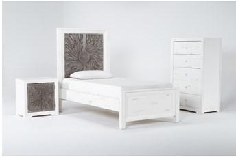Mija Twin 3 Piece Bedroom Set