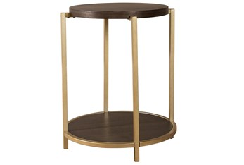 Indio End Table