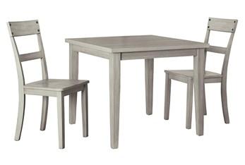 Loratti 3 Piece Dining Table Set