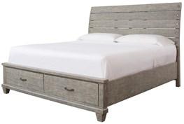 Naydie Eastern King Sleigh Bed With Storage