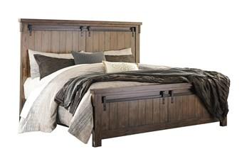 Lake Queen Panel Bed