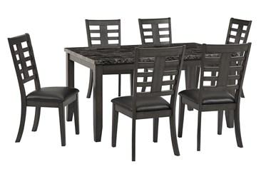 Cannan 7 Piece Dining Set