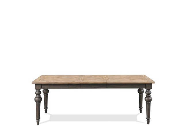 Harper Rectangle Dining Table - 360