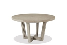 Cascade Round Dining Table
