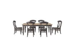 Harper 7 Piece Rectangle Dining Set