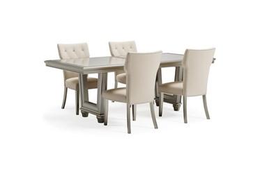 Chevanna 5 Piece Rectangle Dining Set