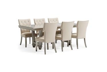 Chevanna 7 Piece Rectangle Dining Set